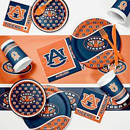 Auburn University 89-Piece Game Day Party Supplies Kit