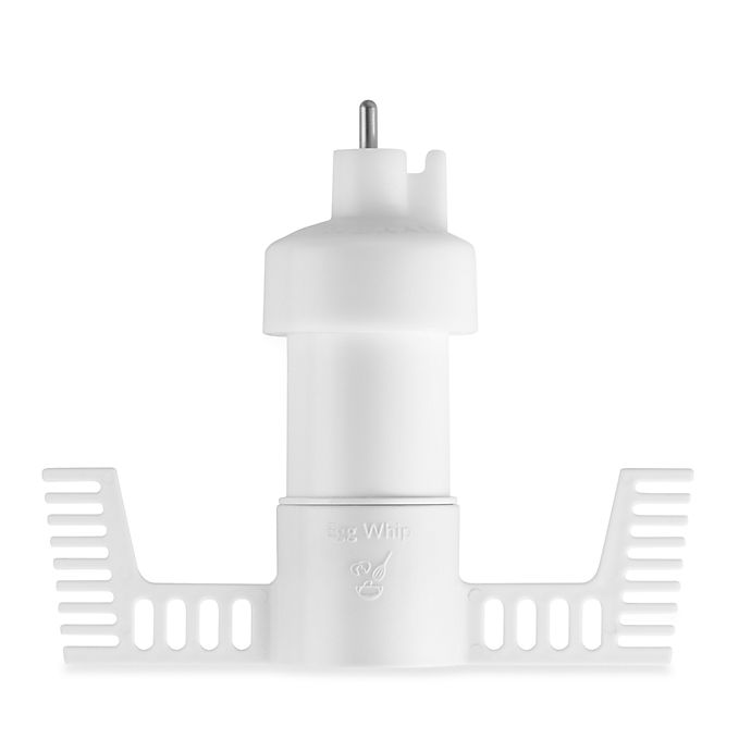 Alternate image 1 for KitchenAid® 13-Cup Food Processor Egg Whip Attachment