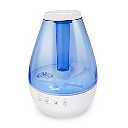 Crane® Blue & White 1-Gallon Warm & Cool Mist Humidifier