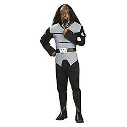 Star Trek Klingon Men's Standard Deluxe Halloween Costume