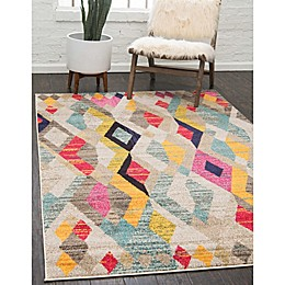 Unique Loom Sedona Power-Loomed Multicolor Rug