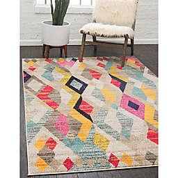 Unique Loom Sedona Power-Loomed Multicolor Rug