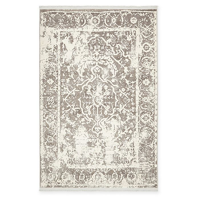 Alternate image 1 for Arcadia Athens 4' x 6' Area Rug in Grey