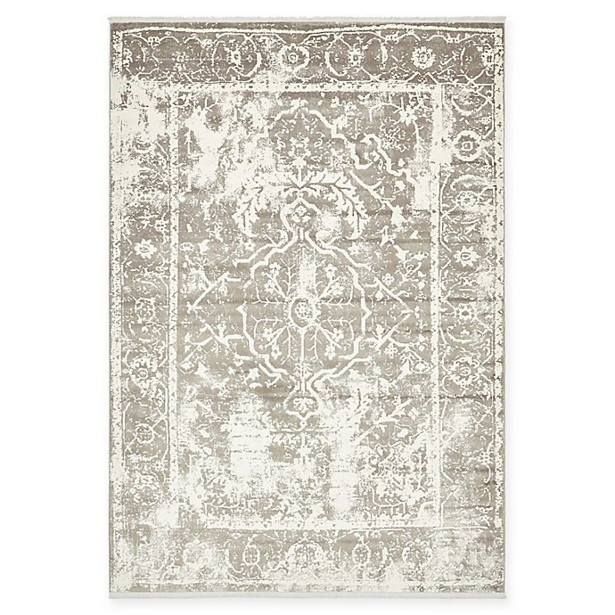 Alternate image 1 for Arcadia Athens 7' x 10' Area Rug in Grey
