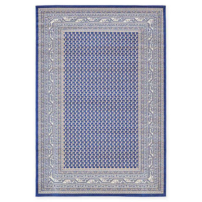 Alternate image 1 for Unique Loom Tribeca 6' x 9' Area Rug in Blue