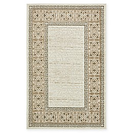 Unique Loom Casual Botanical Transitional Indoor/Outdoor Rug
