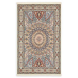 Unique Loom Nain Rug in Ivory