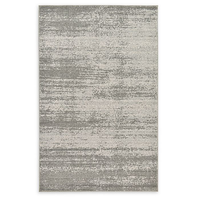 Alternate image 1 for Unique Loom Lucille Rug in Grey