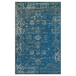 Unique Loom Sofia Rug in Blue