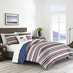 Eddie Bauer® Brewster Stripe Comforter Set