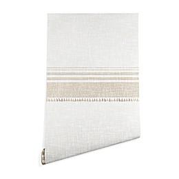Deny Designs Holli Zollinger French Tassel Wallpaper in Tan