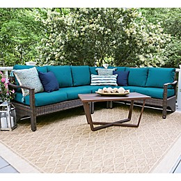 Leisure Made Augusta 5-Piece Sectional Patio Furniture Set