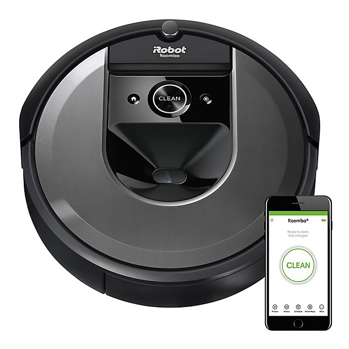 Alternate image 1 for iRobot® Roomba® i7 Wi-Fi® Connected Robot Vacuum (7150)