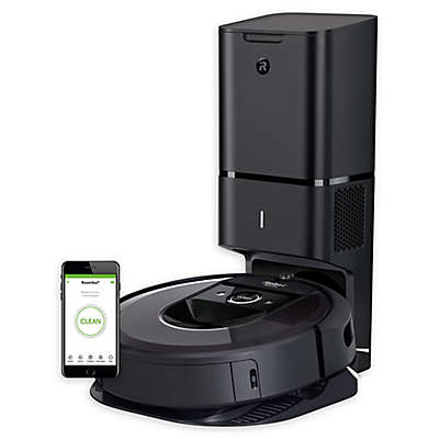 iRobot® Roomba® i7+ Wi-Fi® Connected Robot Vacuum with Auto Dirt Disposal (7550)