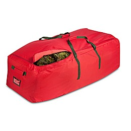 Honey-Can-Do® Artificial Tree Canvas Rolling Storage Bag