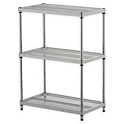Design Ideas® MeshWorks® 3-Tier Steel Wire Shelving