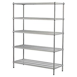 Design Ideas® MeshWorks® 5-Tier Steel Wire Shelving