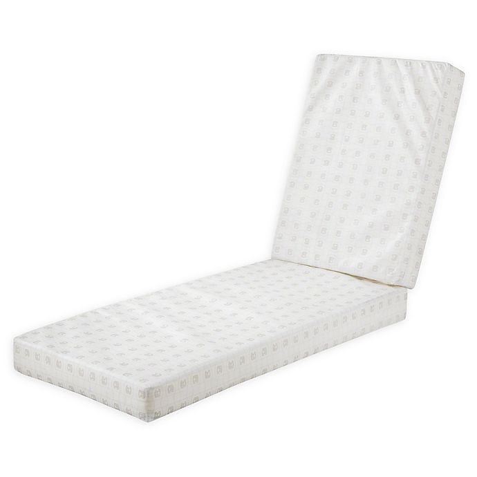 Alternate image 1 for Classic Accessories® Montlake™ 80-Inch x 26-Inch Foam Patio Chaise Lounge Cushion