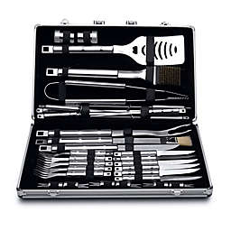 BergHOFF® 33-Piece Stainless Steel BBQ Set with Case