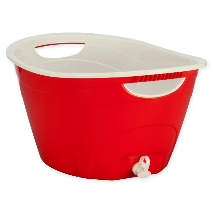 Image result for Creative Ware Insulated Party Tub with Drain Plug