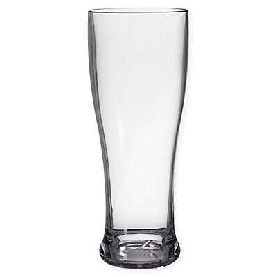 CreativeWare® Acrylic Pilsner Beer Glasses (Set of 8)