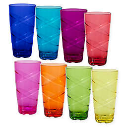 CreativeWare® Circus Tumblers (Set of 8)