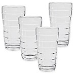 Creativeware Large  22 oz. Tumblers (Set of 4)