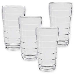 CreativeWare Tall Tumblers (Set of 4)