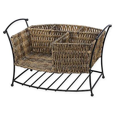 Creativewear™ Summer Styles Table Caddy in Oak