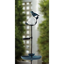 Destination Summer Solar LED Birdbath Stake