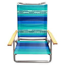 Florida Beach Chair in Blue/Green