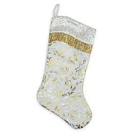Northlight 20.5-Inch Metallic Ombre Christmas Stocking
