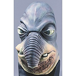 Star Wars™ One-Size Vinyl Watto Mask Adult Halloween Costume
