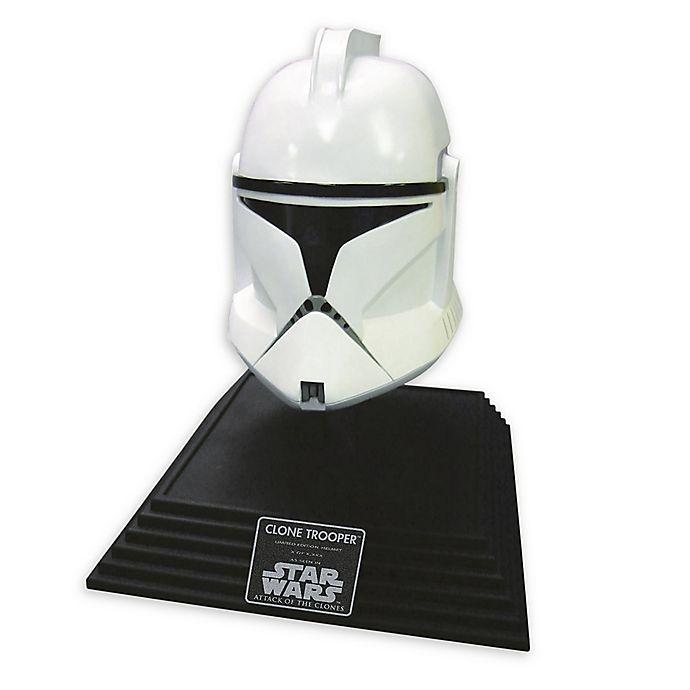 Alternate image 1 for Star Wars™ Clone Trooper Adult Halloween Mask/Helmet