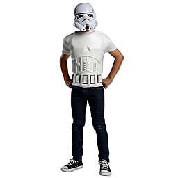 Star Wars™ Stormtrooper Molded Men's Standard Adult Halloween Costume