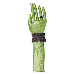 Right Hand Halloween Decoration in Green