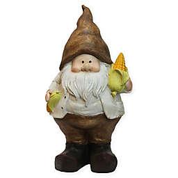 Gnome Figurine in Brown