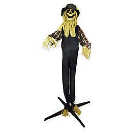 Northlight LED Animated Halloween Scarecrow