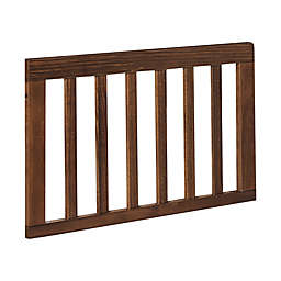 Carter's by Davinci Dakota Toddler Bed Conversion Kit in Espresso