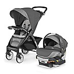 Chicco® Bravo® LE  Trio Travel System in Silhouette