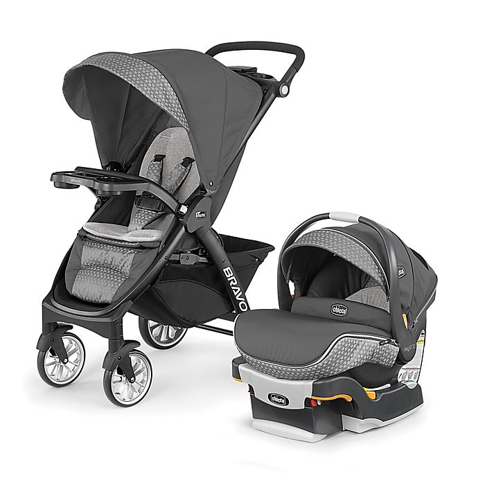 Alternate image 1 for Chicco® Bravo® LE Trio Travel System