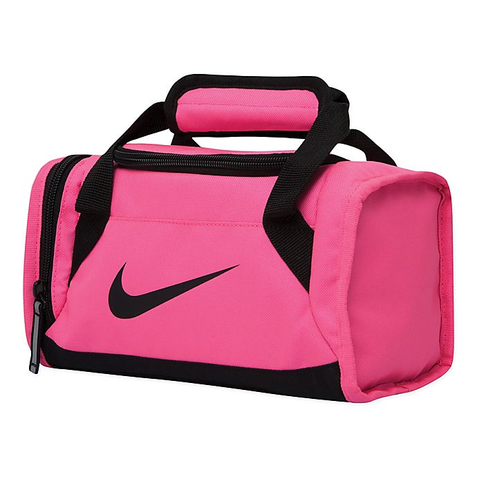 Alternate image 1 for Nike® Lunch Duffel Bag in Pink