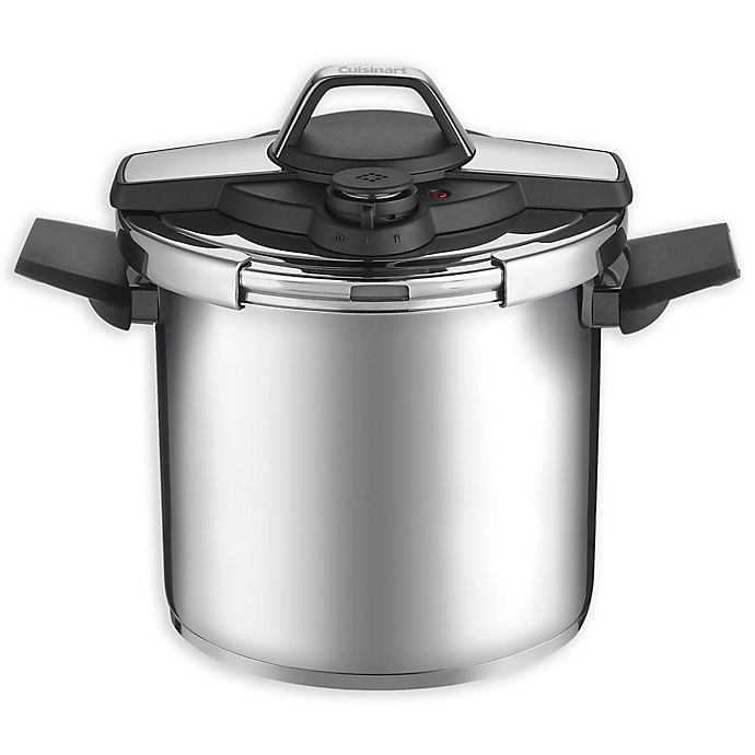 Cuisinart Stainless Steel Pressure Cooker Bed Bath Beyond
