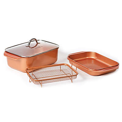 Copper Chef™ 4-Piece Wonder Cooker XL