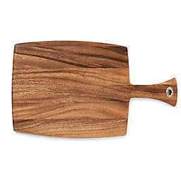 Acacia Wood Paddle Cutting Board
