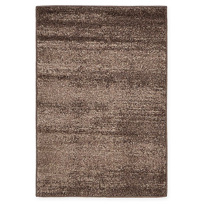 Alternate image 1 for Unique Loom Lucille Del Mar 2'2 x 3' Accent Rug in Brown
