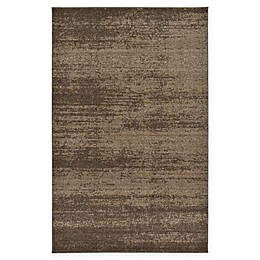 Unique Loom Lucille Del Mar Rug in Brown
