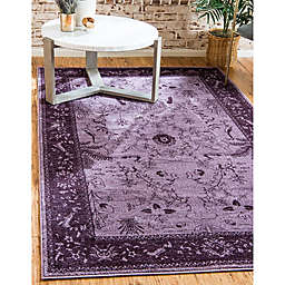 Purple Area Rugs Bed Bath Beyond