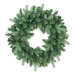 Northlight 24-Inch Coniferous Mixed Pine Wreath