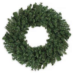 Northlight 36-Inch Canadian Pine Wreath